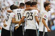 Bóng đá - Xem trực tiếp Đức vs Phần Lan 1h45