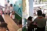 Video-Hot - Phụ huynh bức xúc vì thầy giáo bắt con khiêng bàn ghế