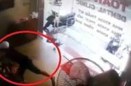Video-Hot - Trộm liều lĩnh lẻn vào nhà ăn cắp tượng ở Đà Nẵng