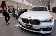 """Thị trường - BMW """"phất cờ trắng"""" trên thị trường xe sang Mỹ"""