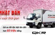 Sản phẩm - Dịch vụ - Chương trình khuyến mại với nhiều ưu đãi hấp dẫn khi mua xe tải Isuzu