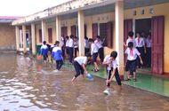 Giáo dục - Nhiều trường ở vùng lũ Quảng Trị bắt đầu dạy học trở lại