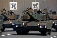 Tin thế giới - Quân đội Nhật Bản duyệt binh, nhận nhiệm vụ mới từ Thủ tướng