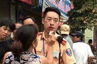 Khởi tố đối tượng đấm gãy răng Cảnh sát giao thông