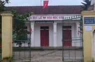 Chuyện học đường - Nghệ An: Đình chỉ công tác giáo viên chủ nhiệm đánh học sinh lớp 4 nhập viện