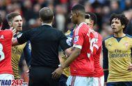 Bóng đá - M.U – Arsenal: Nhìn lại những trận thư hùng tại Old Trafford