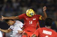 Bóng đá - AFF Cup: Chỉ với 10 người SIngapore vẫn cầm hòa Philippines
