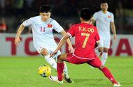 Thể thao - Màn trình diễn ấn tượng của Xuân Trường trước Myanmar