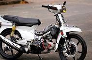 Ôtô - Xe máy - Honda Dream II độ - một cách chơi khác của dân chơi xe
