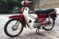 Ôtô - Xe máy - Xe Dream cổ - hàng hiếm được rao bán với giá trên trời