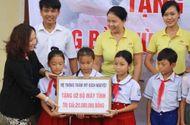 Nhịp cầu Hồng Đức - Hà Tĩnh: Huyện Vũ Quang cảm ơn báo ĐS&PL đã đồng hành cùng người dân vùng lũ