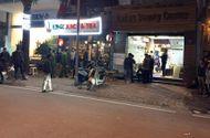 An ninh - Hình sự - Điều tra vụ nổ súng trong đêm tại Hà Nội