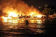 Tin trong nước - Vụ cháy 72 nhà ở Nha Trang: Công tác PCCC còn bị động, chưa chuyên nghiệp
