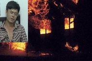 """An ninh - Hình sự - Bắt giữ nam thanh niên """"ngáo đá"""" đập phá tài sản, dọa đốt nhà"""
