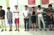 An ninh - Hình sự - Bắt nhóm thanh thiếu niên chuyên ném đá vỡ kính xe ôtô