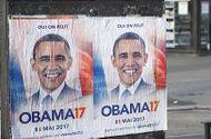Tin thế giới - 30.000 người kêu gọi Barack Obama làm tổng thống Pháp