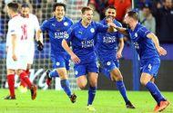 Bóng đá - Chấm điểm Leicester 2-0 Sevilla: Choáng ngợp với bầy Cáo