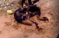 """Giáo dục - Xác minh video nữ sinh lớp 10 """"hỗn chiến"""" trên vũng bùn"""