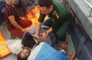 Tin trong nước - Đắm tàu cá trên vịnh Bái Tử Long, 4 người trong một gia đình thương vong
