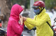 Tin trong nước - Dự báo thời tiết hôm nay 27/3: Miền Bắc mưa, rét dưới 14 độ C