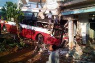 Tin trong nước - Nguyên nhân ban đầu vụ xe khách Phương Trang gặp tai nạn