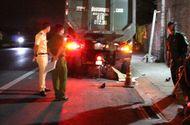 Tin trong nước - Tông vào đuôi xe container, nam thanh niên tử vong tại chỗ