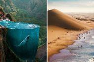 """Đời sống - Bước vào """"giấc mơ"""" với những bức ảnh siêu thực tuyệt đẹp"""