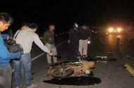 Tin trong nước - Xe máy đấu đầu, 2 thanh niên chết thảm