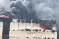 Tin trong nước - Vụ hỏa hoạn lớn tại công ty may: Phó giám đốc Cảnh sát PCCC Cần Thơ nói gì?