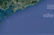 Tin trong nước - Tàu hơn 3 nghìn tấn bị chìm ở Vũng Tàu, 9 thuyền viên mất tích