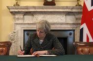 Tin thế giới - Thủ tướng Anh chính thức kích hoạt tiến trình rời khỏi Liên minh châu Âu