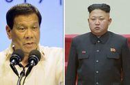 """Tin thế giới - Tổng thống Philippines cảnh báo Mỹ về """"âm mưu lớn"""" của Triều Tiên"""