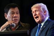 Tin thế giới - Trump mời Tổng thống Philippines thăm Nhà Trắng