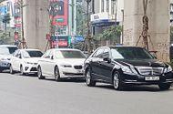 Tin trong nước - Hôm nay, Hà Nội thử nghiệm quản lý chỗ đỗ ôtô bằng điện thoại thông minh