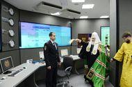 Tin thế giới - Giáo trưởng người Nga vẩy nước thánh lên máy tính nhằm 'đánh bại' virus WannaCry