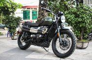 """Thế giới Xe - Mẫu môtô hoài cổ về Việt Nam giá """"chót vót"""" 440 triệu đồng"""