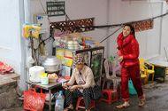 Tin trong nước - Lạ lẫm: Người Hà Nội mặc áo rét giữa mùa hè