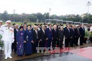 Tin trong nước - Lãnh đạo Đảng, Nhà nước vào Lăng viếng Chủ tịch Hồ Chí Minh