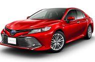 Thế giới Xe - Toyota Camry thế hệ mới sắp ra mắt