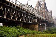 Tin trong nước - Từ hôm nay, Hà Nội phân luồng giao thông qua cầu Long Biên để cải tạo mặt cầu