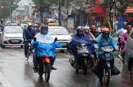 Tin trong nước -  Miền Bắc tiếp tục mưa rào, cuối tuần se lạnh