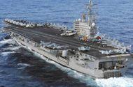 Tin thế giới - Mỹ điều động tàu sân bay hạt nhân thứ 2 tới Bán đảo Triều Tiên