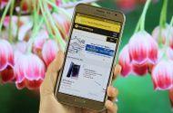Sản phẩm số - 3 smartphone được khuyến mãi hấp dẫn khi mua online