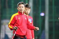 """Thể thao - Nhắc tới """"người bạn mới"""", HLV Hoàng Anh Tuấn úp mở khả năng gây sốc của U20 Việt Nam"""