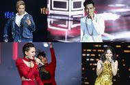 Tin tức giải trí - Lộ diện Top 4 thí sinh vào chung kết Giọng hát Việt 2017