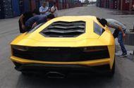 Thế giới Xe - Lamborghini Aventador S đầu tiên về Việt Nam