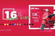 Thế giới Xe - DKBike giới thiệu RomaS 2017, bản nâng cấp toàn diện từ mẫu xe bán chạy nhất