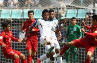 """Bóng đá - Sức cùng lực kiệt, U20 Việt Nam đớn đau rời World Cup bởi đòn """"hồi mã thương"""" chí mạng"""