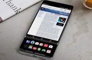Sản phẩm số - Xuất hiện smartphone khi trượt để lộ màn hình thứ 2