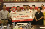 Kinh doanh - Lộ diện người trúng giải Jackpot trị giá 112 tỷ đồng của Vietlott